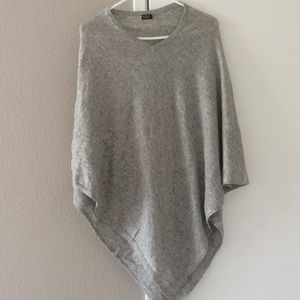 Sweaters - Cashmere Poncho